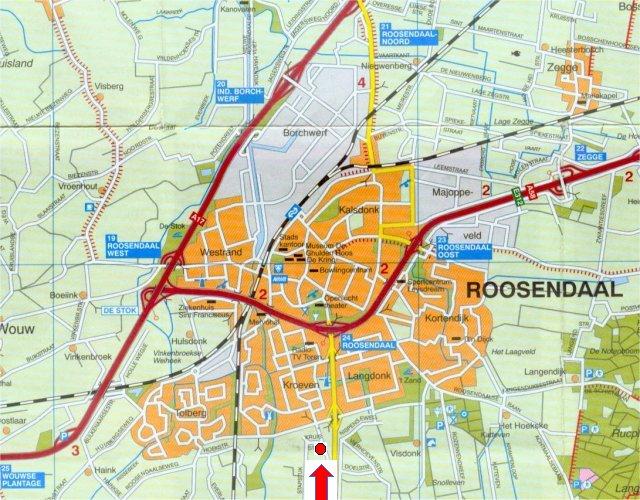 Wonen in Roosendaal